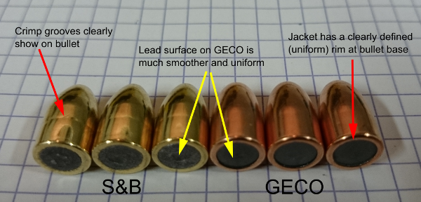 9mm bullet comparison 2